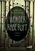 Wen der Rabe ruft / Raven Cycle Bd.1