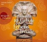 Patanjalis 10 Gebote der Lebensfreude, 3 Audio-CD