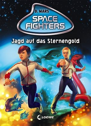 Buch-Reihe Space Fighters von David Mars