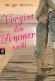 Vergiss den Sommer nicht (eBook, ePUB)