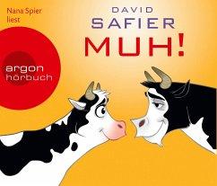 Muh!, 6 Audio-CDs - Safier, David