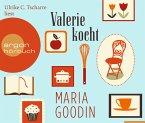 Valerie kocht, 5 Audio-CDs