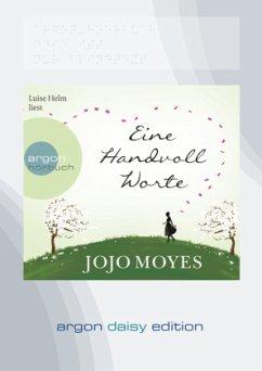 Eine Handvoll Worte, 1 MP3-CD (DAISY Edition) - Moyes, Jojo