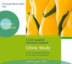 China Study, 3 Audio-CDs