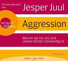 Aggression, 4 Audio-CDs - Juul, Jesper