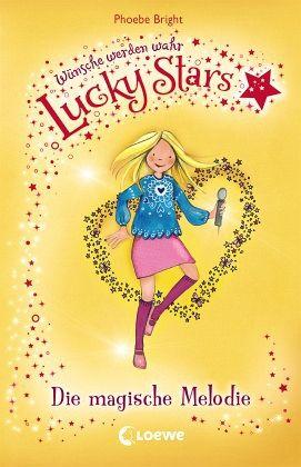 Buch-Reihe Lucky Stars von Phoebe Bright