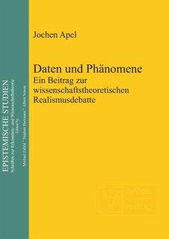 Daten und Phänomene - Apel, Jochen