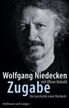 Zugabe - Niedecken, Wolfgang