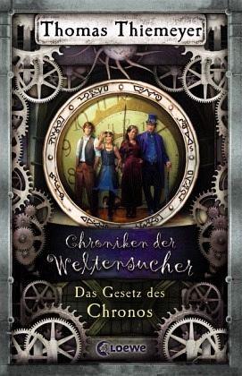 Buch-Reihe Chroniken der Weltensucher von Thomas Thiemeyer