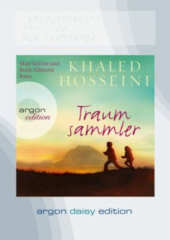 Traumsammler, 1 MP3-CD (DAISY Edition) - Hosseini, Khaled