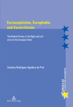 Euroscepticism, Europhobia and Eurocriticism - Rodriguez-Aguilera de Prat, Cesareo
