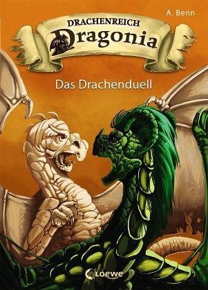 Buch-Reihe Drachenreich Dragonia von Amelie Benn