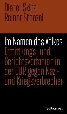 Im Namen des Volkes - Skiba, Dieter; Stenzel, Reiner