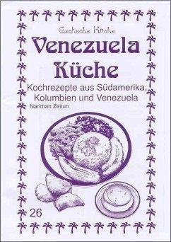Venezuela Küche - Zeitun, Nariman