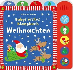 Babys erstes Klangbuch: Weihnachten - Watt, Fiona