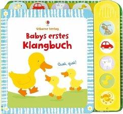 Babys erstes Klangbuch - Taplin, Sam; Baggott, Stella