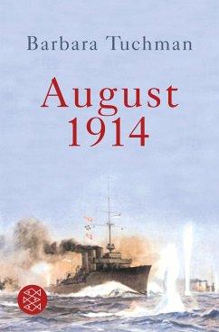 August 1914 - Tuchman, Barbara