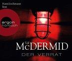 Der Verrat, 6 Audio-CDs (DAISY Edition)