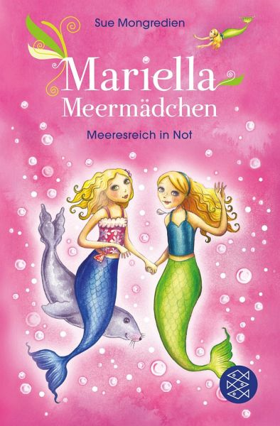 Buch-Reihe Mariella Meermädchen von Sue Mongredien