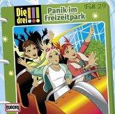 Panik im Freizeitpark / Die drei Ausrufezeichen Bd.29 (1 Audio-CD)
