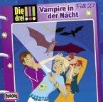 Vampire in der Nacht / Die drei Ausrufezeichen Bd.27 (1 Audio-CD)