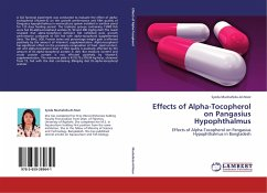 Effects of Alpha-Tocopherol on Pangasius Hypophthalmus