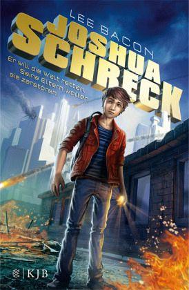 Buch-Reihe Joshua Schreck von Lee Bacon