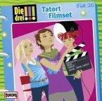 Tatort Filmset / Die drei Ausrufezeichen Bd.26 (1 Audio-CD)