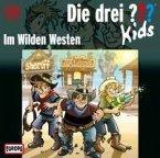 Im Wilden Westen / Die drei Fragezeichen-Kids Bd.35 (1 Audio-CD)