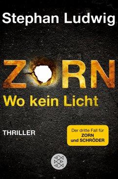 Zorn - Wo kein Licht / Hauptkommissar Claudius Zorn Bd.3 - Ludwig, Stephan
