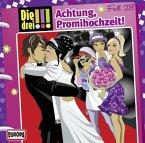 Achtung, Promihochzeit! / Die drei Ausrufezeichen Bd.28 (1 Audio-CD)