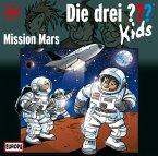 Mission Mars / Die drei Fragezeichen-Kids Bd.36 (1 Audio-CD)