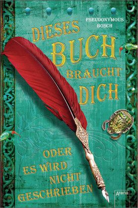 Buch-Reihe Geheimes Buch von Pseudonymous Bosch