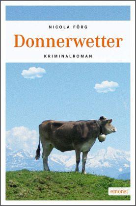 Buch-Reihe Kommissar Weinzierl von Nicola Förg