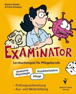 Examinator - Klamke, Bastian; Schaberg, Frank