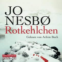 Rotkehlchen / Harry Hole Bd.3 (6 Audio-CDs) - Nesbø, Jo