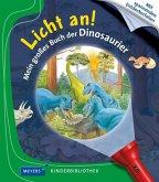 Licht an! Mein großes Buch der Dinosaurier