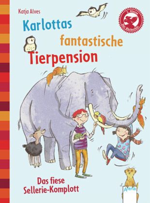 Buch-Reihe Karlottas fantastische Tierpension