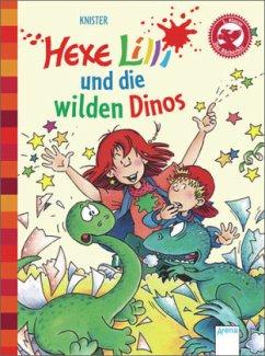 Hexe Lilli und die wilden Dinos / Hexe Lilli Erstleser Bd.15 - KNISTER