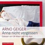 Anna nicht vergessen, 4 Audio-CDs