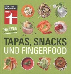 Tapas, Snacks und Fingerfood (Restexemplar) - Büscher, Astrid