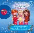 Im Weihnachtspalast & Ein Weihnachtswunder / Drei Freundinnen im Wunderland (1 Audio-CD)