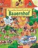 Mein großes Wimmel-Puzzle-Buch - Bauernhof