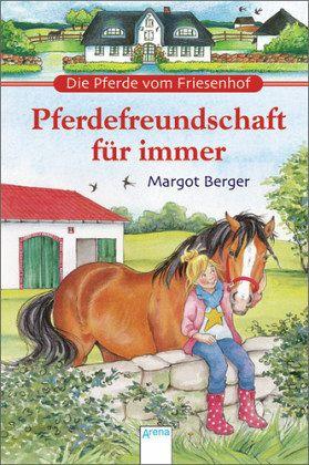 Buch-Reihe Die Pferde vom Friesenhof