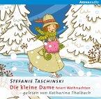 Die kleine Dame feiert Weihnachten (2 Audio-CDs)
