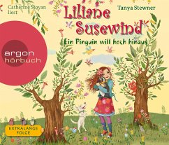 Ein Pinguin will hoch hinaus / Liliane Susewind Bd.9 (2 Audio-CDs) - Stewner, Tanya