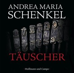 Täuscher, 4 Audio-CDs - Schenkel, Andrea Maria