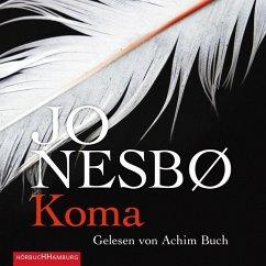 Koma / Harry Hole Bd.10 (6 Audio-CDs) - Nesbø, Jo
