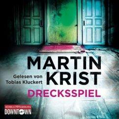 Drecksspiel, 5 Audio-CDs - Krist, Martin
