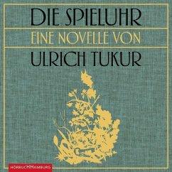 Die Spieluhr, 3 Audio-CDs - Tukur, Ulrich